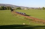 Class 170 Passing Peterhead Farm
