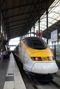Eurostar Arrival