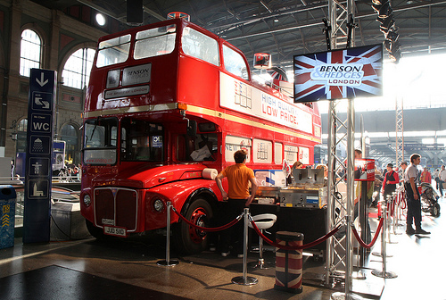 Ex-London transport RML2511