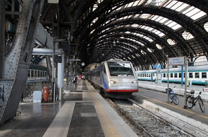 ETR470 at Milano Central
