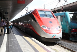 FrecciaRossa at Roma