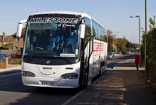 Milestone Coaches N100MSC