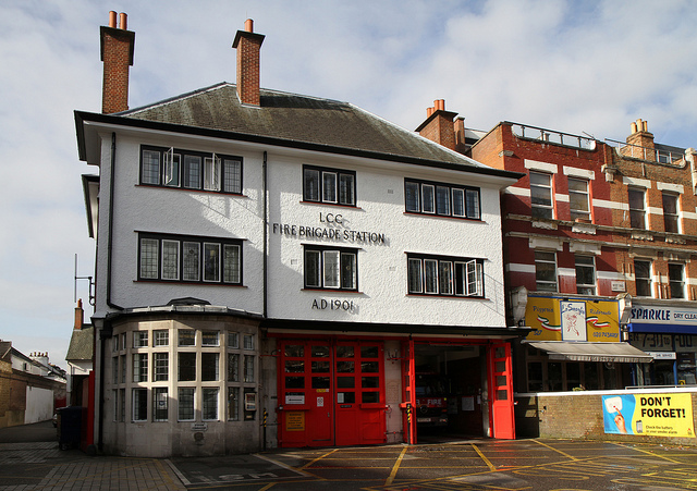 West Hampstead Fire Station