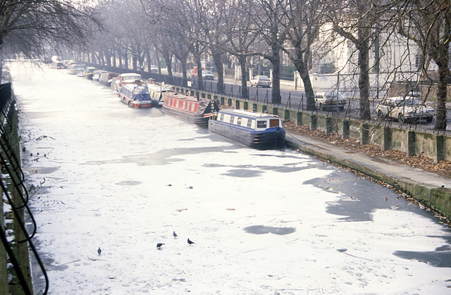 Little Venice - Winter 1986