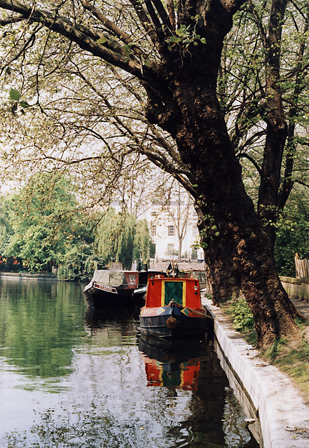 Little Venice - Summer 1990