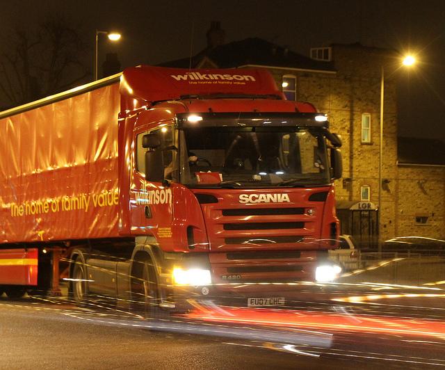 Night Truck
