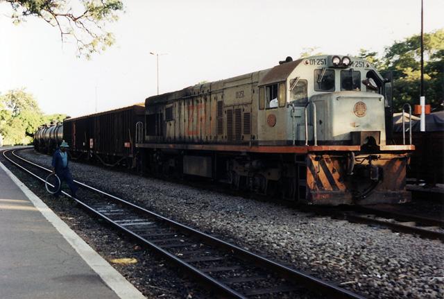 Zambia Railways O1-251