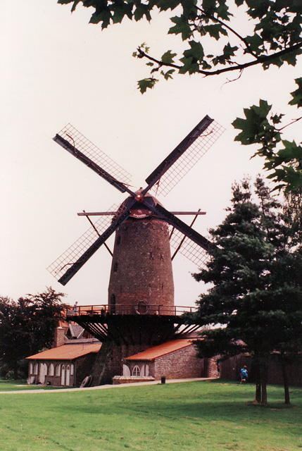 Xanten_Die Kriemhild Mühle