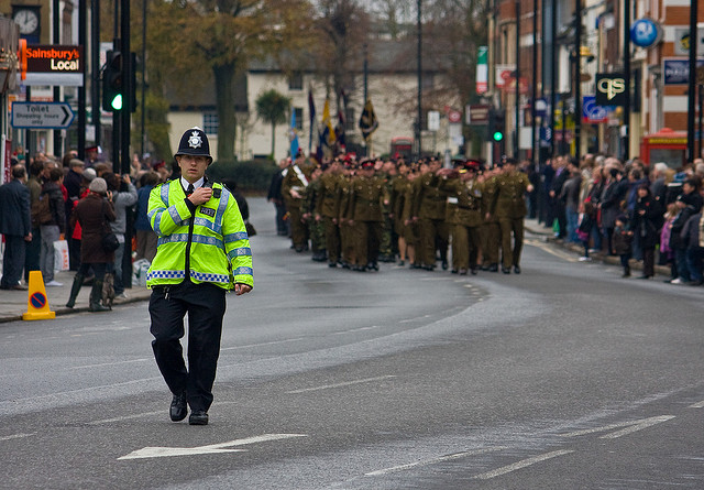 Remembrance Day in Barnet