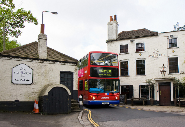 Bus and Pub