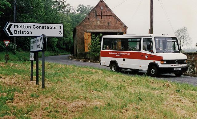 Sharrington Community Bus