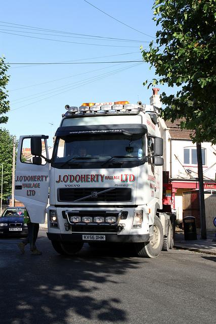 Excavator Delivery