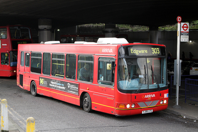 Arriva the Shires3706
