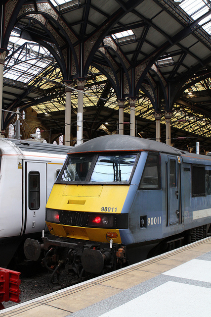90011 at Liverpool Street