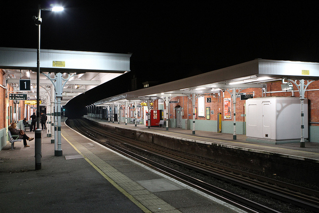 Carshalton Station