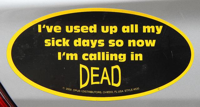 Calling in Dead