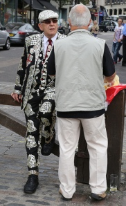 Pearly King of Finsbury