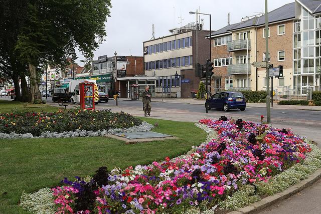 Finchley Police Station - Horizontal