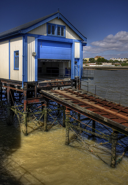 Clacton Old Lifeboat Station (hdr)