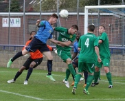 Weathers' heads wide against Hitchin