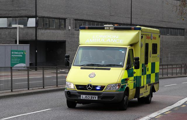 LAS Ambulance
