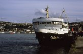 MV Juno at Gourock
