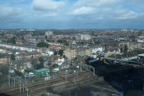 Ilford - a view from the Ninth Floor