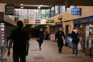 Subterranean Shops, Old Street