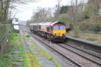 66054 at Upper Holloway