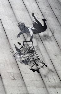 A Banksy in London