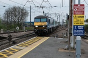 90006 'Modern Railways Magazine' at Manningtree - our ride home at the end of the day.