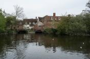 Flatford Mill - upstream side