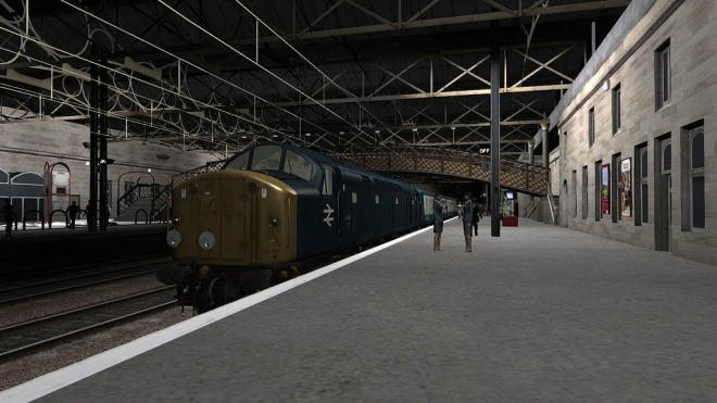 40001 at Carlisle