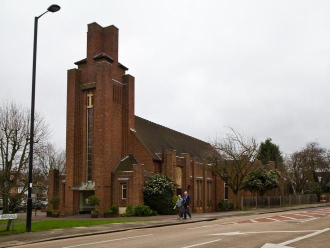 Grange Park Methodist Church