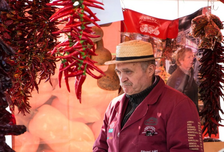 The Chilli Seller
