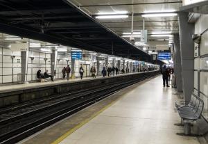 City Thameslink Station.