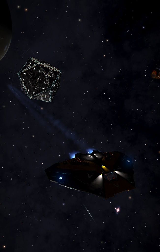 Departing Patsayev, HIP 16343 System