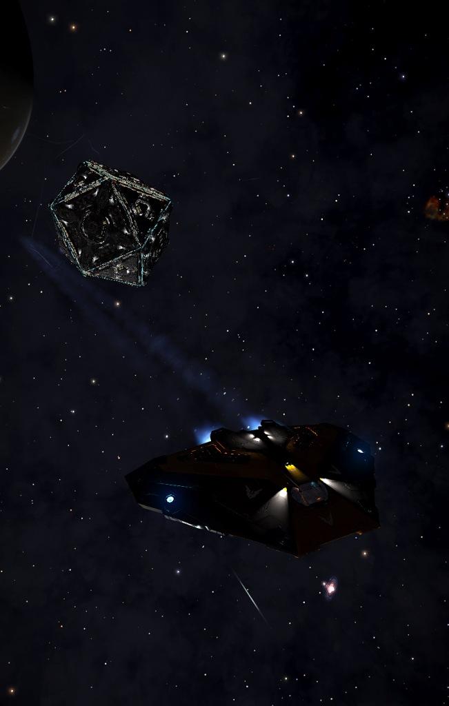 Departing Patsayev, HIP 16343 System