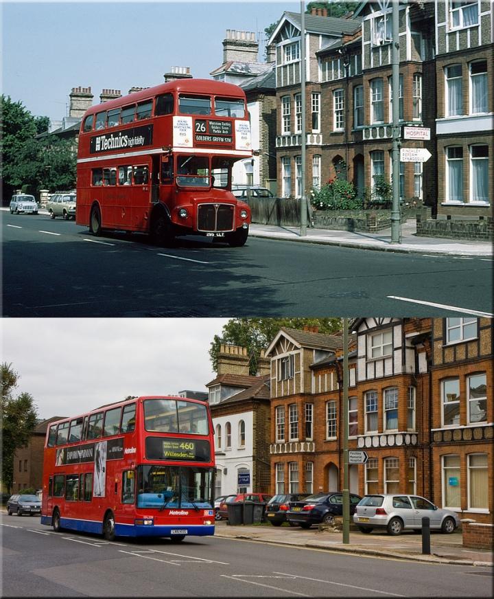Ballards Lane, Finchley