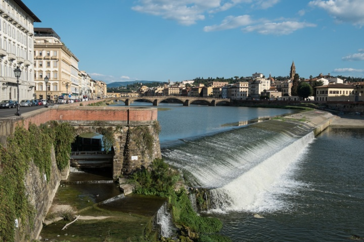 Fiume Arno, Firenze-1-2