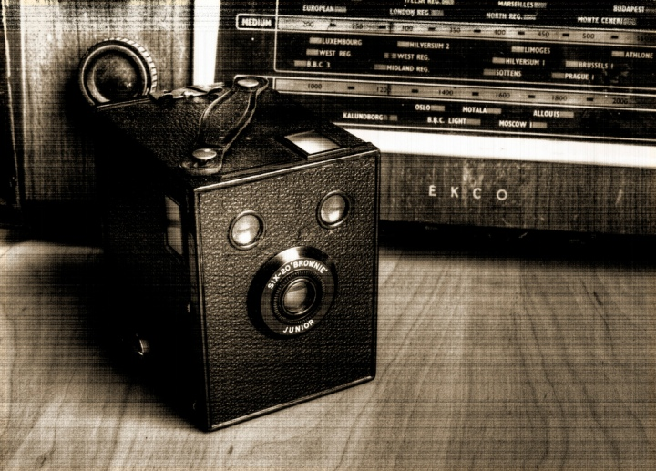 Kodak Brownie 6-20 Junior - 1934-1938