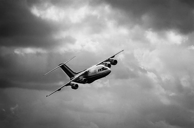146 in Flight