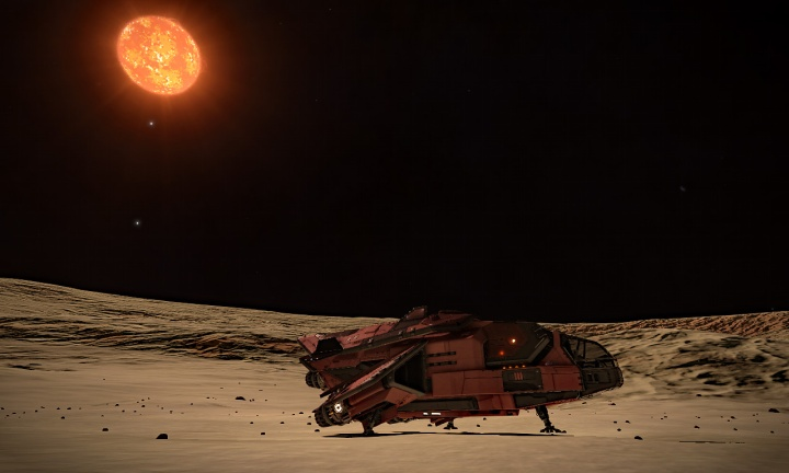 Rosefinch inside the Crater on SYNUEFAI PE-D B56-0 3