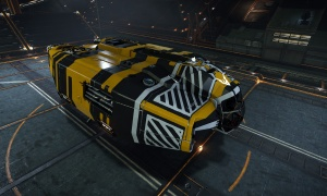 Nyati docked at Rich Orbital
