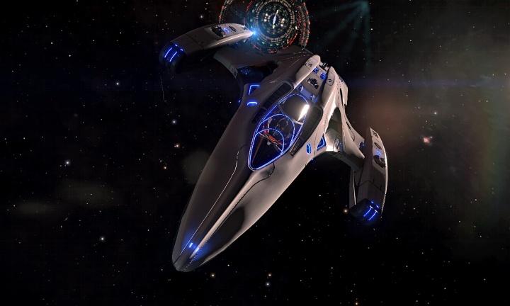 God Speed departing Rich Orbital