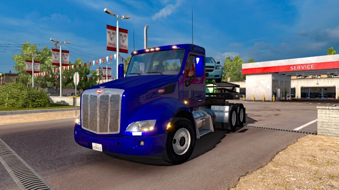 Chisum Trucking_First Delivery
