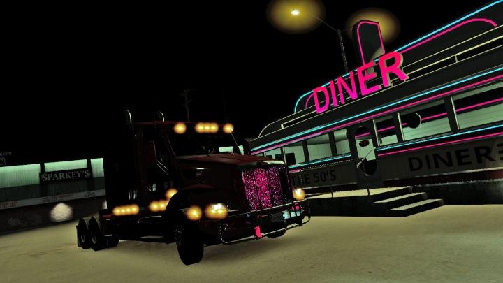 Diner Time