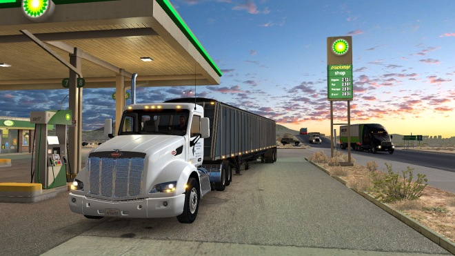 Eloy Truck Stop