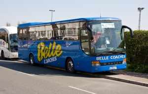 Belle Coaches on Summers Lane