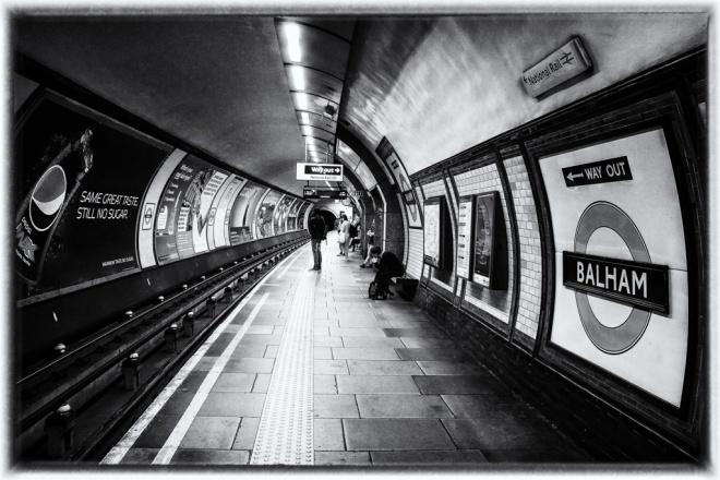 Balham Station